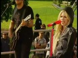 Avril Lavigne Saving Planet Earth When You're Gone