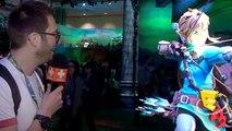 E3 2016 : Le tour du fantastique stand Zelda comme si vous y étiez