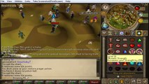 Runescape Pk Commentary Video 28! |Drowning Pk| Pure Pking |Chaotic Maul/Rapier|+Bank Vid|