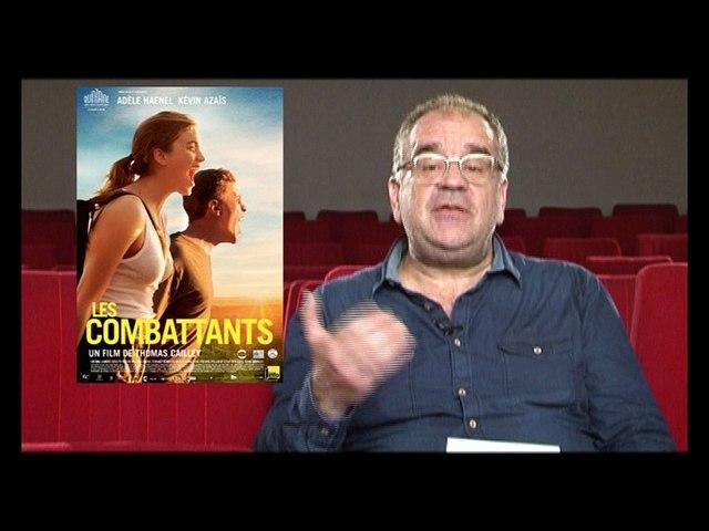 Laurent Delmas présente Les Combattants