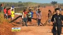 MS: Conflito entre índios e produtores deixa nove feridos em Caarapó