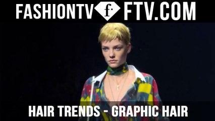 Hair Trends Spring/Summer 2016 Center Graphic Hair   FTV.com
