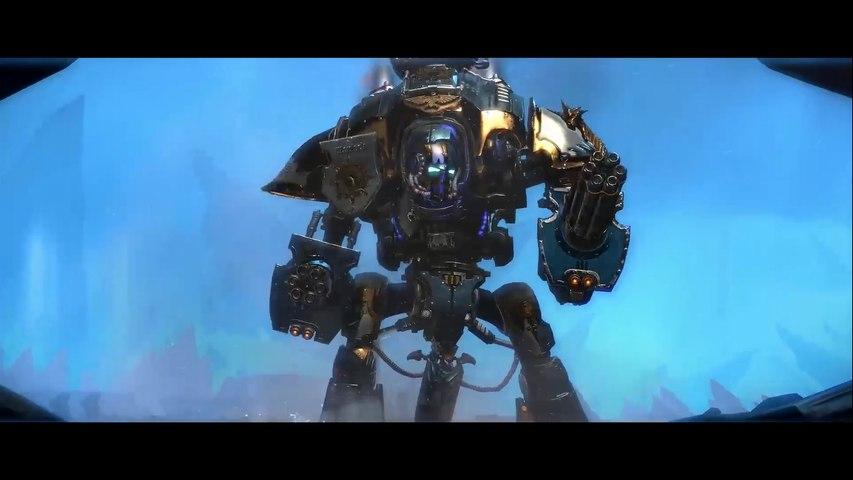 Dawn of War 3 Warhammer 40.000 - Trailer E3.