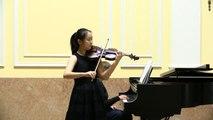 Prokofiev Violin Concerto No. 1 in D major Opus 19, first movement