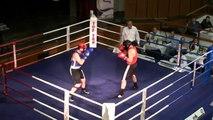 Do 91 kg -- Jarda Bečka (27) x Jaromír Kulhánek (30) - vítěz na body