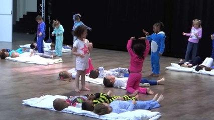"""meru Bornel Esches Les élèves finalisent en beauté le dispositif """" Danse à l'école"""""""