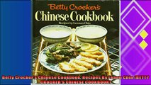 read now  Betty Crockers Chinese Cookbook Recipes By Leann Chin BETTY CROCKERS CHINESE COOKBOOK