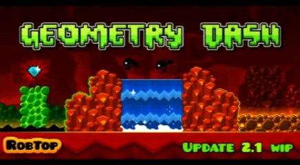 Geometry Dash 2.1 la nueva Versión RopTop
