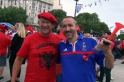 12ème hOMme : spécial France-Albanie