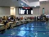 2011 LA Long Course State Swim Meet - Event 66:  Boys 15-16 100 Breast Finals