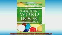EBOOK ONLINE  Saunders Pharmaceutical Word Book 2011 1e READ ONLINE