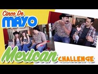 Tiburcio's Cinco De Mayo Mexican Challenge