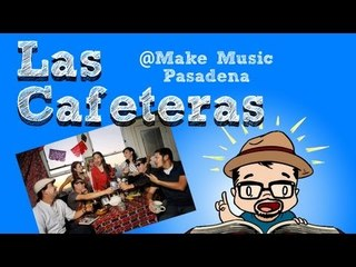 Las Cafeteras at Make Music Pasadena 2013 - [Out and About]