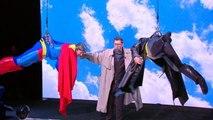 Les super-héros, avec Hervé Mathoux - Un doigt dans le Poulpe - L'émission d'Antoine du 16/06