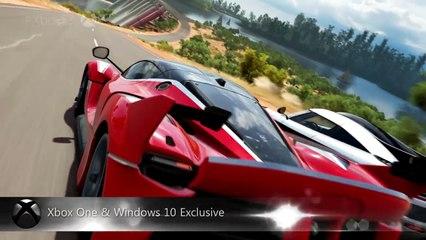 E3 Trailer World Debut and Onstage Demo de Forza Horizon 3