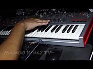 """Mambo Kingz - Making El Beat - Jory """"Romeo y Julieta"""""""
