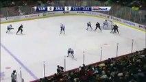 Vancouver Canucks vs Anaheim Ducks : Highlights : September 28 2011