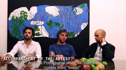 Felipe Dmab, Pedro Mendes and Matthew Wood