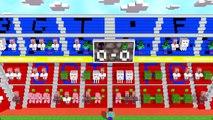Monster School  Football   Minecraft Animation