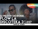 Dj Nelson Gio Rosse - Flow La Discoteka 3 Ft. Amara La negra [Official Audio]