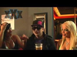 De La Ghetto , Jowell y Randy , Alex Kyza -  Triple XXX Behind The scenes OFFICIAL