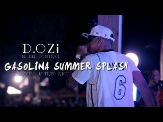 D.OZi @ Gasolina Summer Splash en Arecibo, PR [En Vivo]