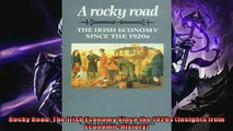Enjoyed read  Rocky Road The Irish Economy Since the 1920s Insights from Economic History
