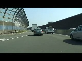 京葉道路 下り 船橋本線料金所→花輪IC 2007/09/28