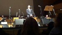 Γιώργος Περρής, αστέρι του βοριά  Μέγαρο μουσικής 28-3-2016