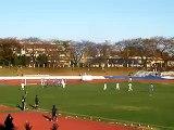 2008 JFL 後期第17節 横河武蔵野FC vs FC琉球