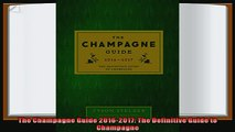 read here  The Champagne Guide 20162017 The Definitive Guide to Champagne