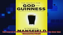 favorite   The Search for God and Guinness A Biography of the Beer that Changed the World