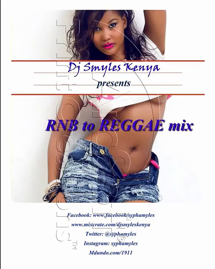 NEW R&B TO REGGAE REMIX 2014-2015-Best Cover Songs Mix by DJ SYPHA MYLES