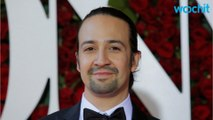 Lin-Manuel Miranda Says 'Good-Bye' To 'Hamilton' But Not For Good