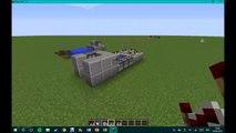 Minecraft PC | KwikBuild Demos - Redstone | Basic TNT Cannon