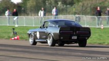Ford Mustang Shelby GT500 Eleanor - Dragraces!