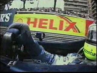 F1 2003 GP07 - MONACO Monte Carlo - Race