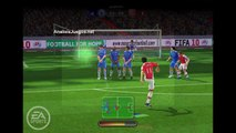 Fifa 10 ingame footage of ALL VERSIONS (ds, psp, ps2, xbox 360, pc & ps3)