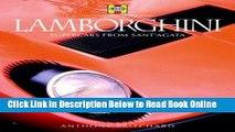 Read Lamborghini: Supercars from Sant Agata (Haynes Classic Makes)  Ebook Online