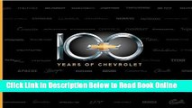 Download 100 Years of Chevrolet  PDF Free