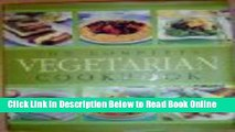 Download The Complete Vegetarian Cookbook  PDF Free