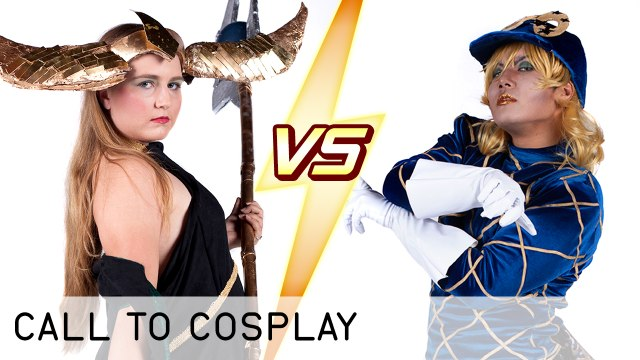CALL TO COSPLAY - When Bad Guys Take Over the Runway
