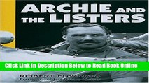 Read Archie and the Listers: The heroic story of Archie Scott Brown and the racing marque he made