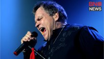 Singer Meat Loaf collapses during show in Edmonton