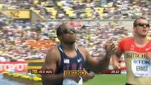 200 Metres men heats heat 1 IAAF World Championships Daegu 2011