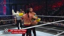 WWE Tag Team Championship Elimination Chamber Match  Elimination Chamber 2015, on WWE Network