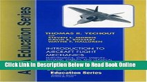 Read Introduction to Aircraft Flight Mechanics: Performance, Static Stability, Dynamic Stability,