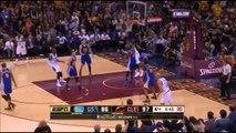 Finales NBA 2016 : Contre de LeBron James sur Curry