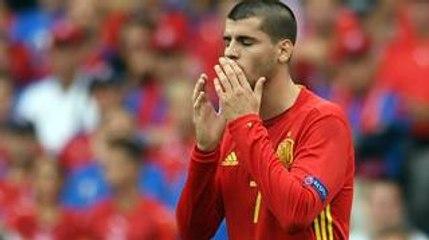 【EURO2016スター選手のベストプレー集】スペイン代表のFWモラタ