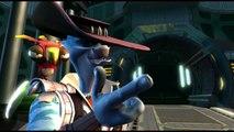Ratchet & Clank Opération Destruction - Planète Cobalia Missions 3,4 & 5